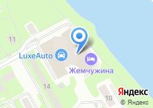 Компания «КБК» на карте