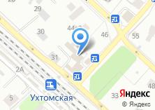 Компания «Лис-Авто» на карте