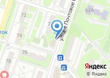 Компания «Пив-стоп» на карте