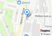 Компания «Современные дренажные системы» на карте