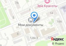 Компания «ОПОП Восточного административного округа Восточный район» на карте