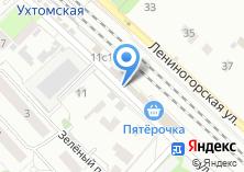 Компания «Магазин сотовых телефонов и аксессуаров» на карте