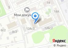 Компания «Управа района Восточный» на карте
