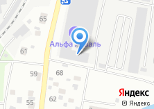 Компания «ТЕХНОРД» на карте