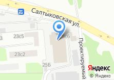 Компания «Премьер Айс» на карте