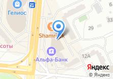 Компания «НТВ-ПЛЮС» на карте