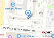 Компания «АНТЕС торговая компания» на карте