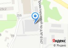 Компания «АвтоГСК» на карте