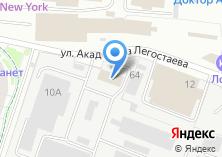 Компания «РусАгроПак» на карте