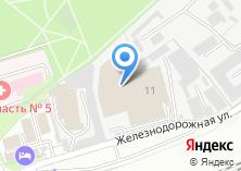 Компания «ЛЕКУС» на карте