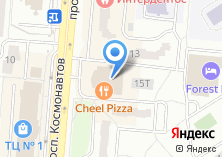 Компания «Занавеска салон штор» на карте