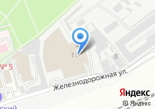 Компания «Курский завод строительных конструкций» на карте