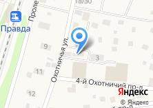 Компания «Парма Мебель» на карте