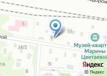 Компания «Правовое агентство» на карте