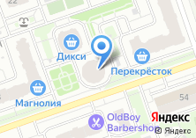 Компания «Proманикюр» на карте