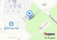 Компания «Мираж» на карте