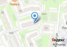 Компания «Минимаркет 555» на карте