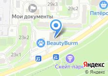 Компания «Почтовое отделение №111672» на карте