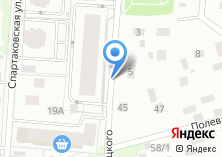 Компания «Бэбистудент» на карте