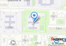 Компания «Детский сад №1693» на карте