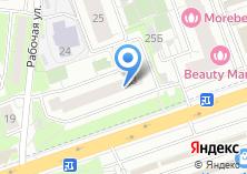 Компания «СК РИФ» на карте
