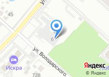 Компания «Zasypkin» на карте