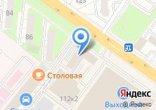 Компания «Негабаритные Перевозки» на карте