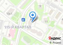 Компания «ЗЕЛЕНАЯ УЛИЦА» на карте