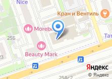 Компания «Mebeluka.ru» на карте
