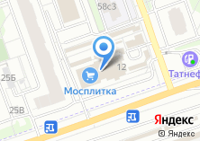 Компания «Кухни Партия» на карте
