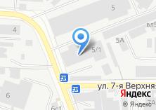Компания «СанТехАссортимент» на карте