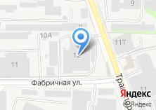 Компания «АвтоКуб» на карте