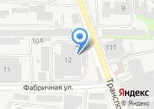 Компания «Евраком» на карте