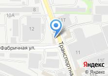 Компания «Андрос фактор» на карте