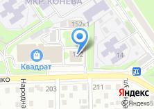 Компания «Параллель» на карте