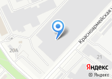 Компания «Мобил Принт - Типография в Люберцах» на карте