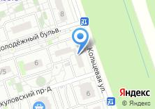 Компания «BUTA TRAVEL» на карте