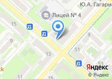 Компания «МОРОФСС Московское Областное Региональное Отделение Фонда Социального Страхования РФ» на карте