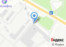 Компания «АЗС Ипогат» на карте