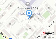 Компания «ЛГЖТ Люберецкий городской жилищный трест» на карте