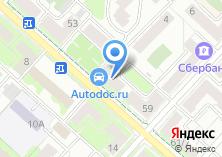 Компания «Люберецкая коллегия адвокатов» на карте