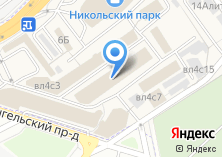 Компания «Стильный дом» на карте