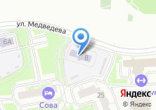 Компания «Детский сад №2537» на карте