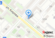 Компания «Адвокатский кабинет Кульчицкого М.В» на карте