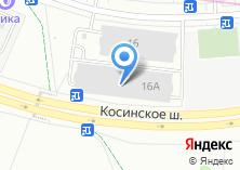 Компания «Автомойка на ул. Дмитриевского» на карте