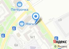 Компания «LIFE» на карте