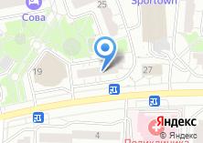 Компания «Евростиль» на карте