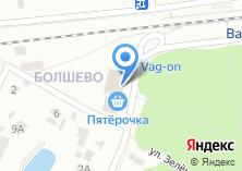 Компания «Рисма» на карте