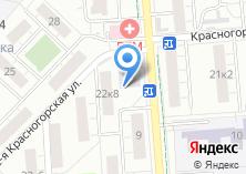 Компания «ЛИТО» на карте