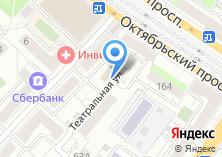 Компания «Экопоток» на карте
